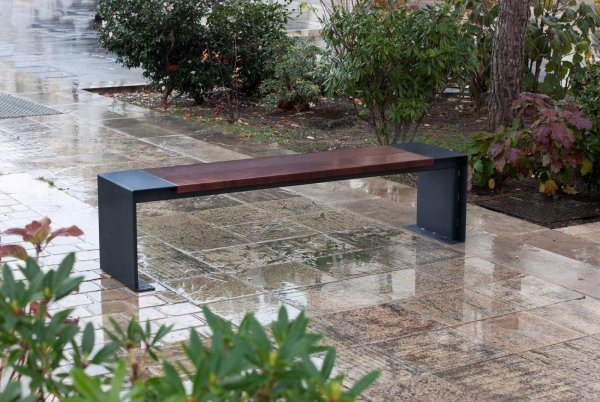 SERI MOBILIERS URBAINS > Banquette Kerta on